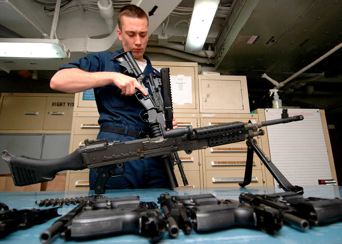 Can Barrel Corrosion And Pitting Make A Rifle Unsafe To Shoot Cedar Mill Fine Firearms